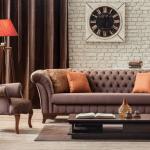 Aldora mobilya modern lüks salon takımı modelleri 1