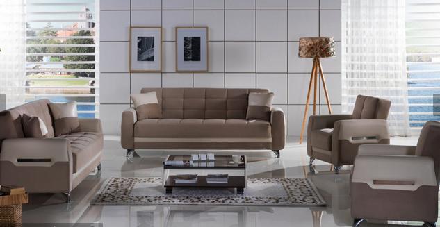 Bellona mobilya modern koltuk takımı