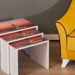 Modalife mobilya modern sehpa modelleri 9