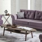 Aldora mobilya modern lüks salon takımı modelleri 8