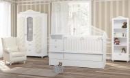 Alfemo mobilya bebek odası takımları