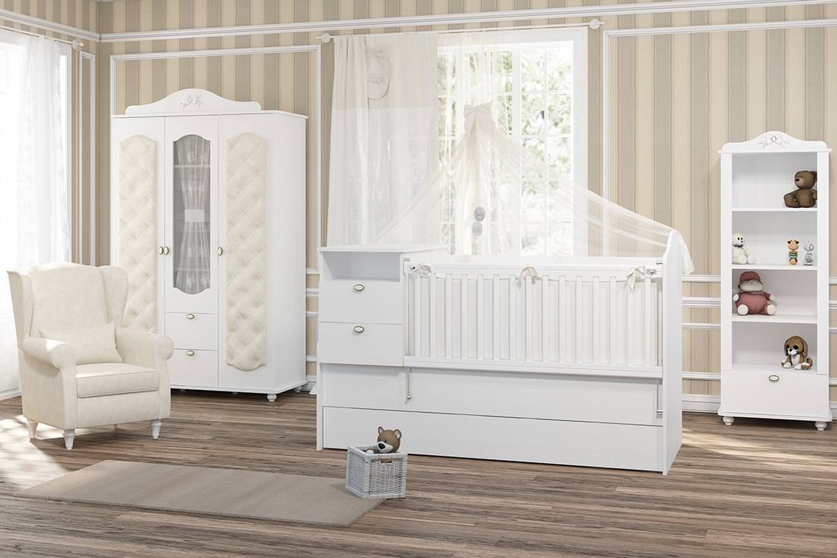 Alfemo mobilya bebek odası