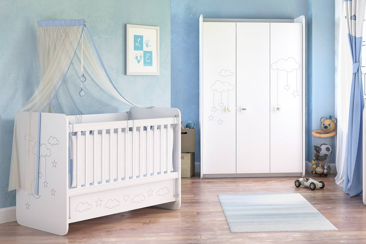 Alfemo mobilya bebek odası takımları 1
