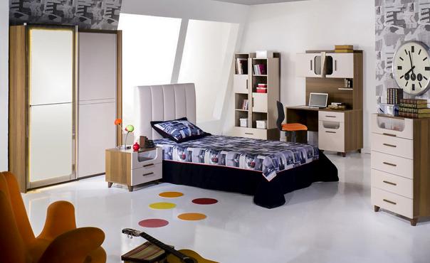 bellona çocuk odası mobilya