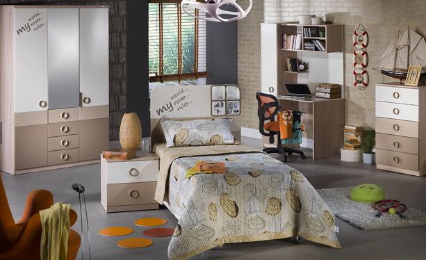 çocuk odası mobilya örnekleri