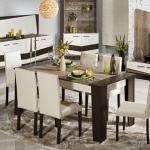 modern yemek odası tasarımları