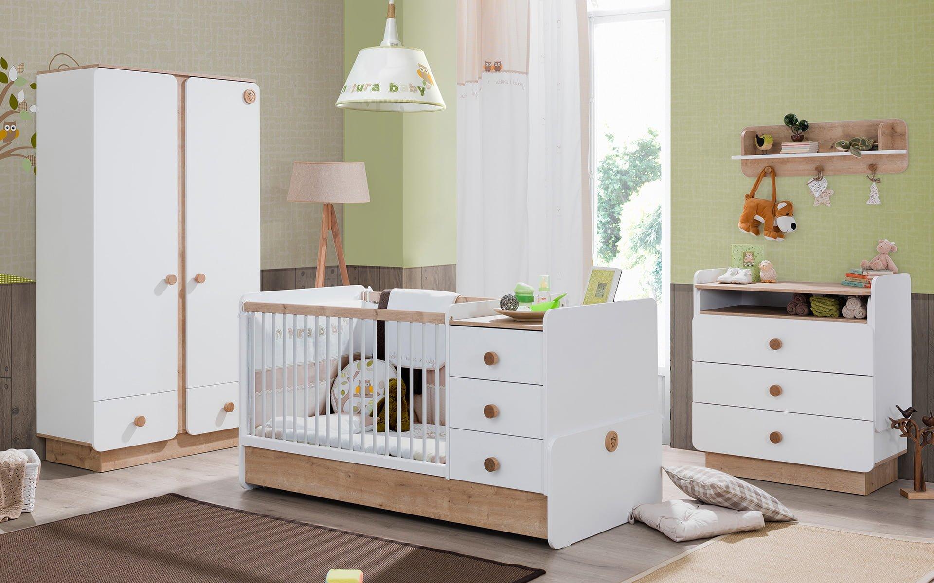 cilek-Natura Baby-bebek-odasi Çilek mobilya 2015 bebek odası tasarımları