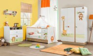 Çilek mobilya 2015 bebek odası tasarımları