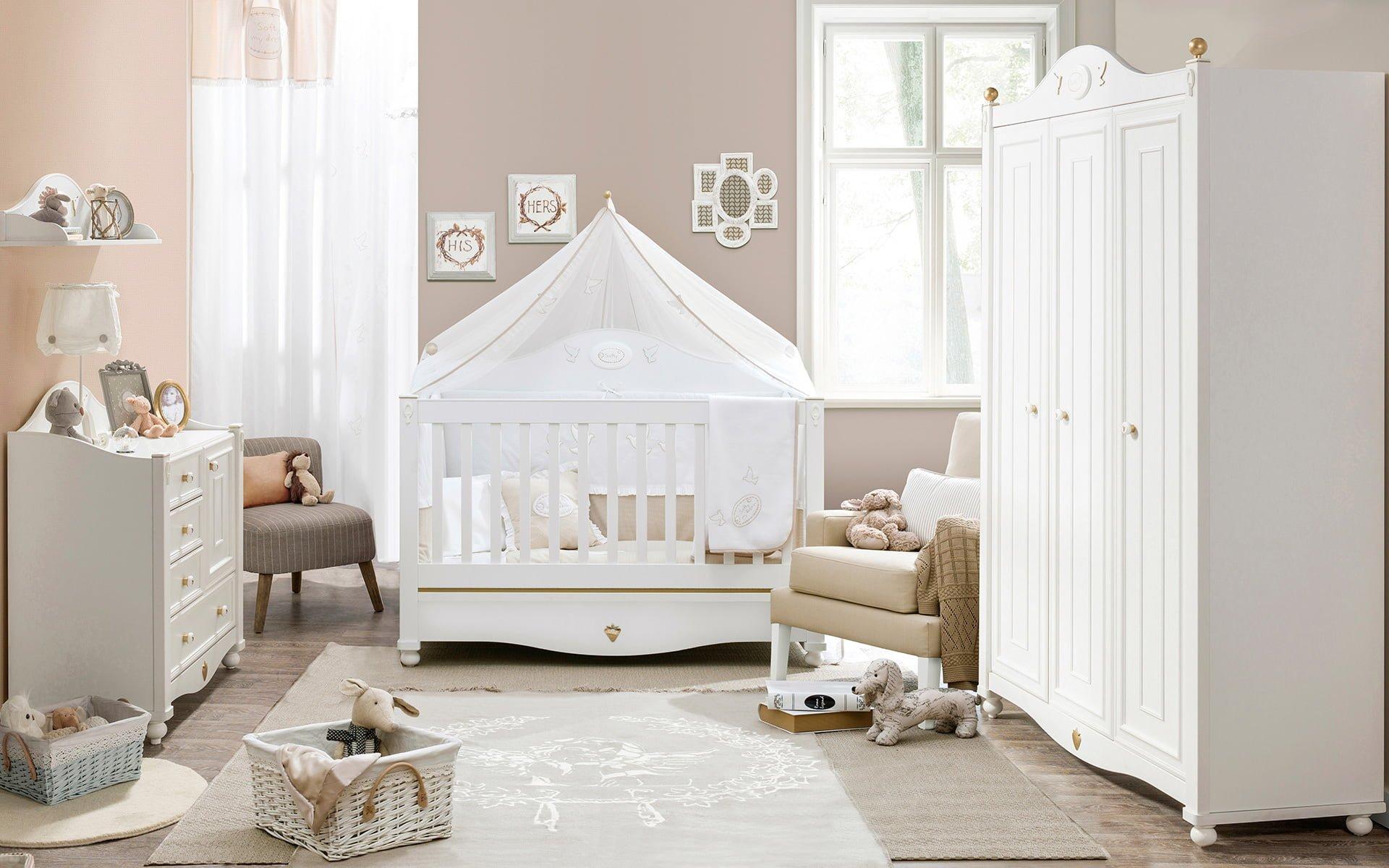 cilek-Softy-cantry-bebek-odasi Çilek mobilya 2015 bebek odası tasarımları