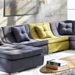 modern köşe koltuk tasarımları