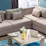 krem kumaşlı koltuk modelleri doğtaş mobilya modern lüks köşe koltuk modelleri