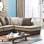 krem kahve köşe koltuk doğtaş mobilya modern lüks köşe koltuk modelleri