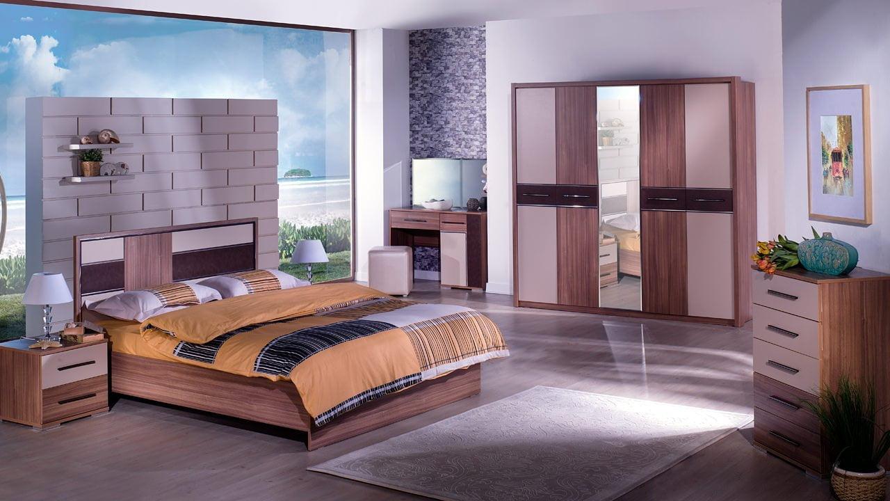 İstikbal 2015 Tasarımı Yatak Odası Modelleri 20