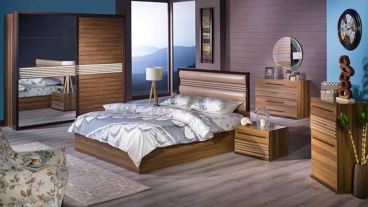 İstikbal 2015 Tasarımı Yatak Odası Modelleri 17
