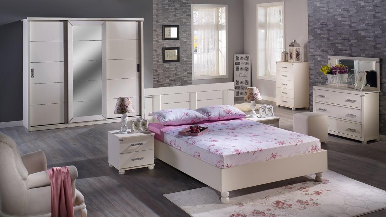 İstikbal 2015 Tasarımı Yatak Odası Modelleri 16