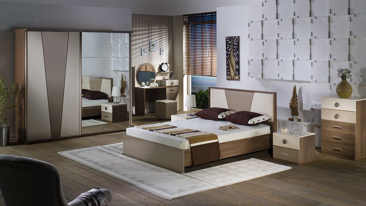 İstikbal 2015 Tasarımı Yatak Odası Modelleri 15