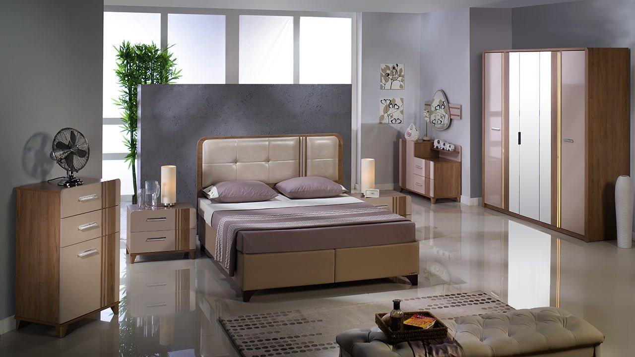 İstikbal 2015 Tasarımı Yatak Odası Modelleri 12