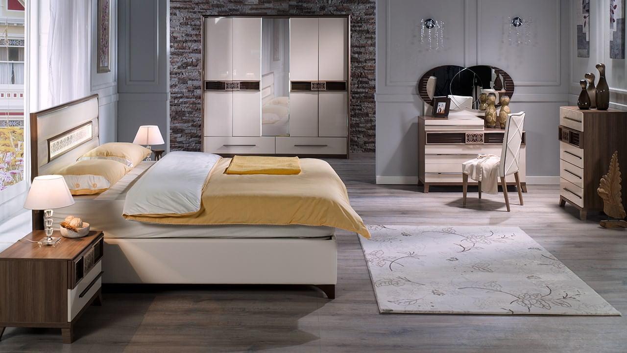 İstikbal 2015 Tasarımı Yatak Odası Modelleri 11