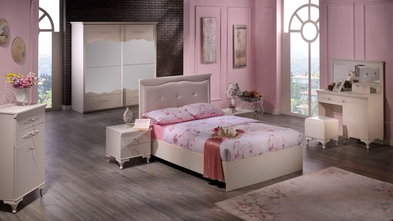 İstikbal 2015 Tasarımı Yatak Odası Modelleri 10