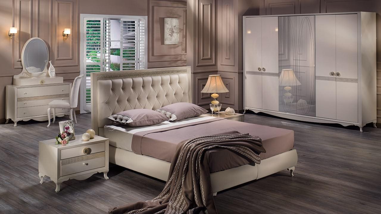 İstikbal 2015 Tasarımı Yatak Odası Modelleri 6