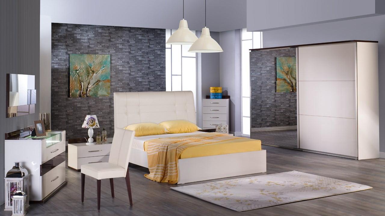 İstikbal 2015 Tasarımı Yatak Odası Modelleri 5