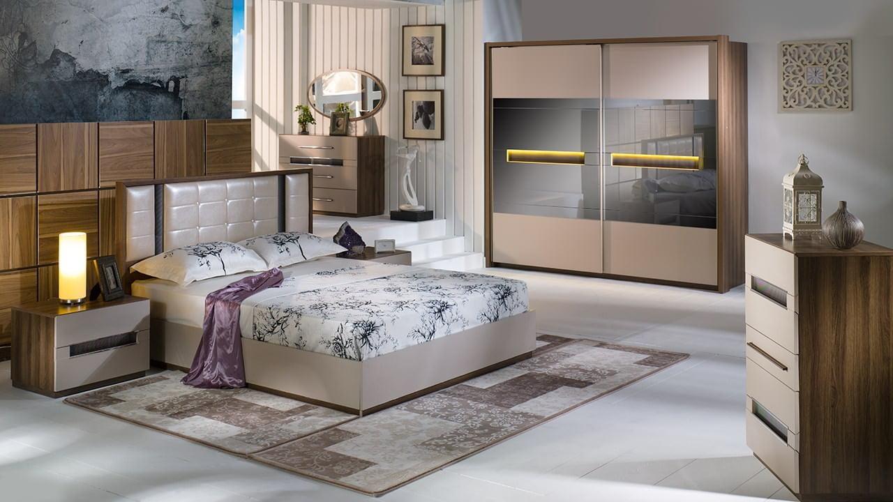 İstikbal 2015 Tasarımı Yatak Odası Modelleri 3