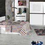 Kilim mobilya yeni tasarım yatak odası modelleri 17
