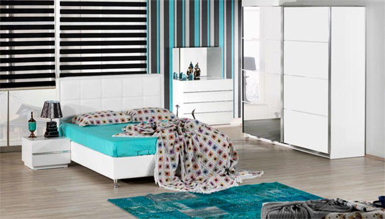 Kilim mobilya yeni tasarım yatak odası modelleri 3