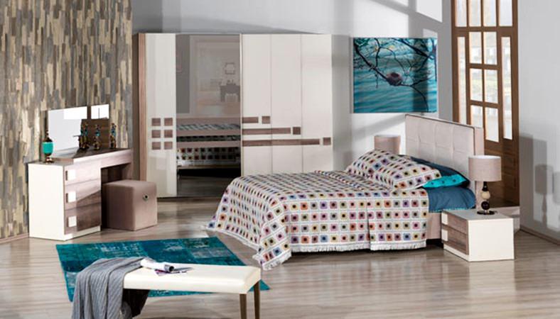 Kilim mobilya yeni tasarım yatak odası modelleri 14