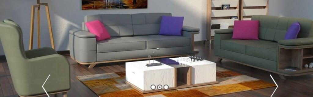 alfemo yeni koltuk modelleri