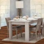 Rapsodi yeni yemek odası tasarım modelleri 5