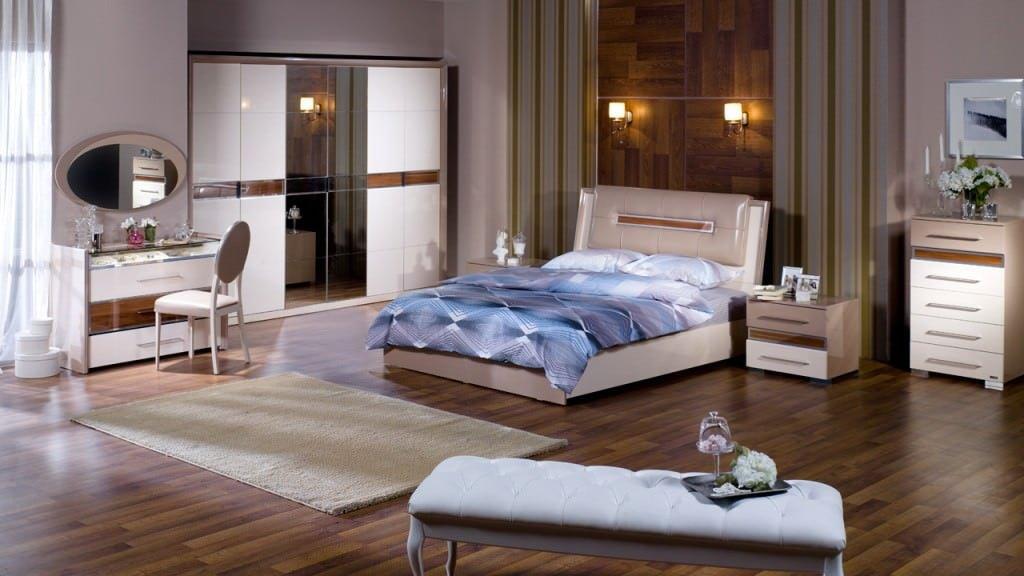 İstikbal 2015 Tasarımı Yatak Odası Modelleri 1
