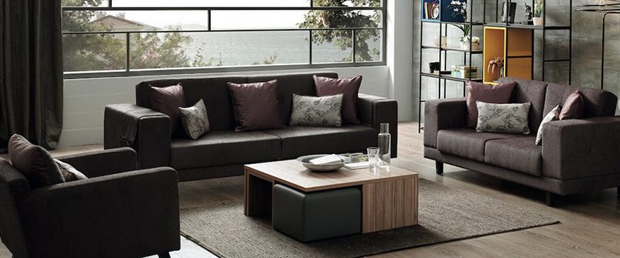 Enza mobilya yeni tasarım koltuk takımı modelleri 6