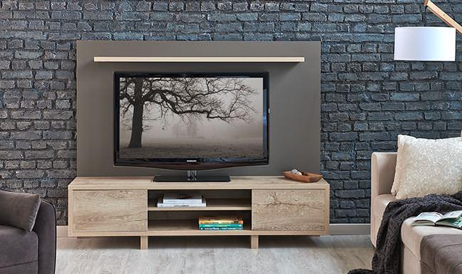 tv ünitesi evidea Kelebek Mobilya yeni tv ünite modelleri