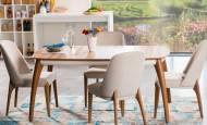 Alfemo mobilya yeni mutfak masa sandalye takımları
