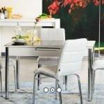 Alfemo mobilya yeni mutfak masa sandalye takımları 4
