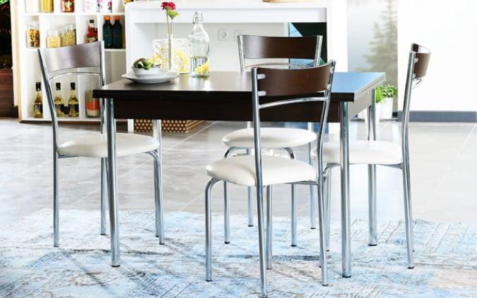 alfemo mutfak masa sandalye