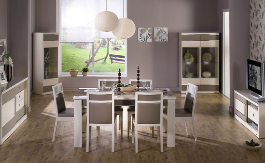 Bellona mobilya yeni tasarım yemek odası modelleri 13