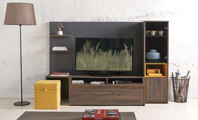 tv ünitesi koçtaş Kelebek Mobilya yeni tv ünite modelleri