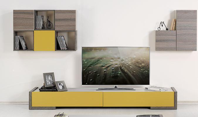 tv ünitesi vivense Kelebek Mobilya yeni tv ünite modelleri