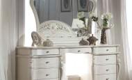 Modern dekoratif makyaj masası modelleri