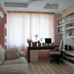Küçük daireler için dekoratif dekorasyon stilleri 3