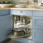 Fonksiyonel mutfak eşyası depolama fikirleri 1