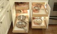 Fonksiyonel mutfak eşyası depolama fikirleri