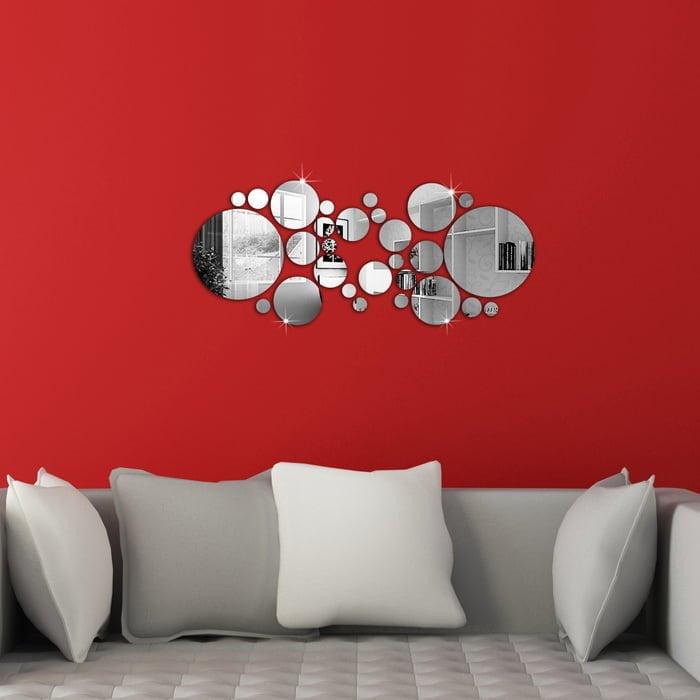 duvar süsleme aynaları