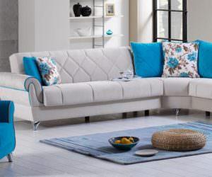 İpek mobilya ilgi çekici köşe koltuk takımı modelleri