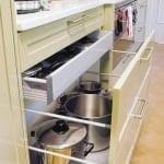 Fonksiyonel mutfak eşyası depolama fikirleri 5