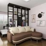 Küçük daireler için dekoratif dekorasyon stilleri 7
