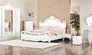 Merinos modern lüks yatak odası takımları