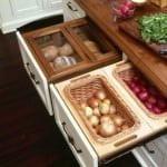 Fonksiyonel mutfak eşyası depolama fikirleri 7